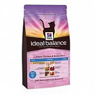 IDEAL BALANCE KITTEN POLLO E RISO INTEGRALE