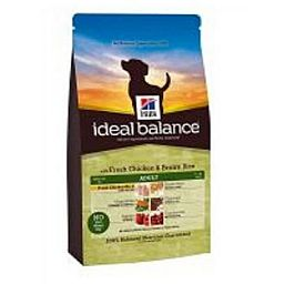 IDEAL BALANCE ADULT CANINE POLLO E RISO INTEGRALE