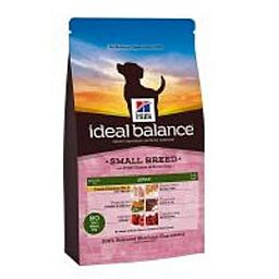 IDEAL BALANCE ADULT MINI CANINE POLLO E RISO INTEGRALE
