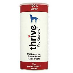 THRIVE PROREWARD TREATS LIVER SNACK FEGATO